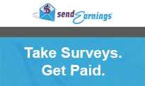 SendEarnings - $5 Bonus with Sign Up